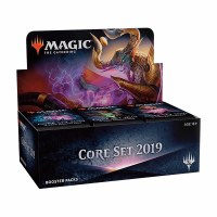 Magic CoreSet 2019 Booster Display Deutsch