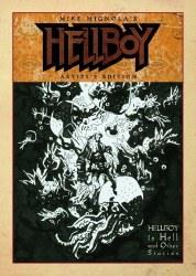Mike Mignola Hellboy Artist Edition HC