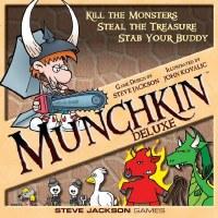 Munchkin Deluxe English