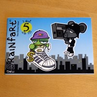 Brainfart Stickermag