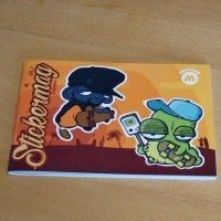 Brainfart Stickermag Volume 2