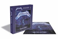 Metallica Puzzle Ride The Lightning (500)