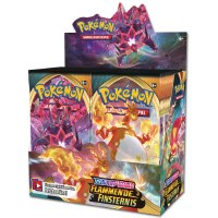 Pokemon Schwert & Schild Flammende Finsternis Display (36)
