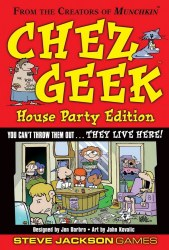 Chez Geek House Party Edition EN