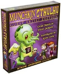 Munchkin Cthulhu EN