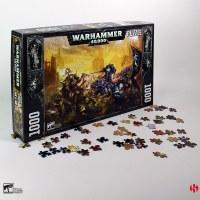 Warhammer 40K Puzzle Dark Imperium (1000)