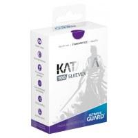 UltGuard Katana Sleeves Standardgrösse Violett (100)