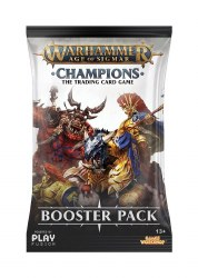 Warhammer Champions TCG Booster EN - Age of Sigmar