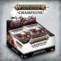 Warhammer Champions TCG Display EN - Age of Sigmar