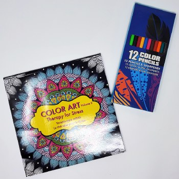 Color Art Therapy Pack