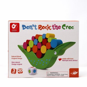 Don't Rock the Croc