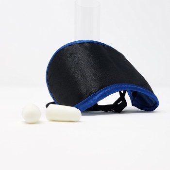 Comfort Sleep Mask w/Ear plugs