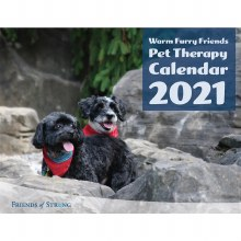 2021 Pet Therapy Calendar