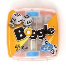 Boggle Travel-Size Game Set