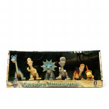 WISHLIST DONATION - Cartoon  Action Figure Set by Adventure Planet