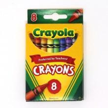 Crayola Crayons 8-pack
