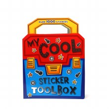 Sticker Activity Book - Assorted Themes