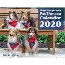 2020 Pet Therapy Calendar