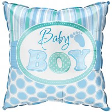 Premium Celebrate Baby Boy Balloon