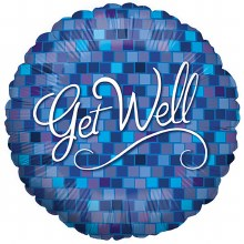 Premium Get Well Balloon