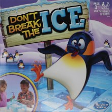 WISHLIST - Don't Break the Ice Game