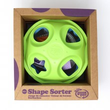 WISHLIST - Shape Sorter Set by Green Toys
