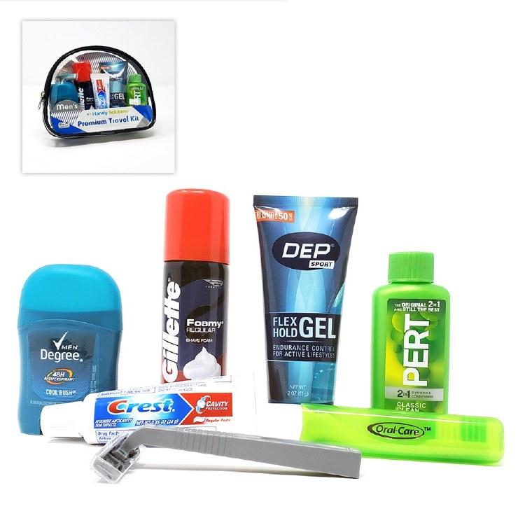 Men's Toiletries Kit