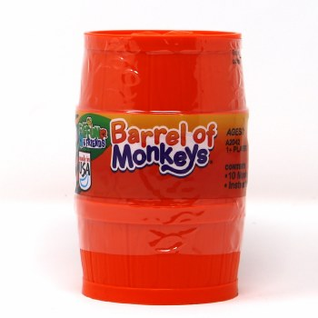 WISHLIST - Barrel of Monkeys Game