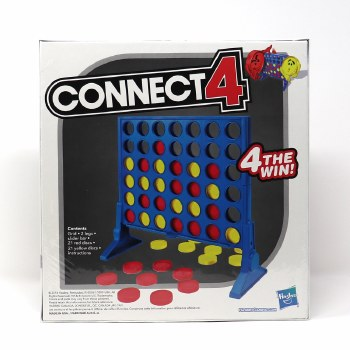 WISHLIST - Connect 4 Game