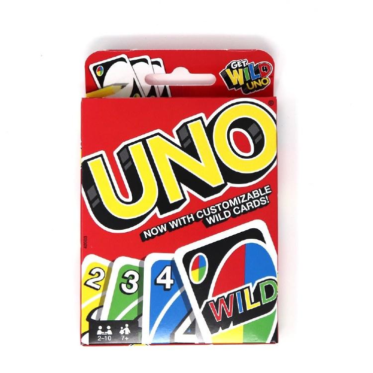 WISHLIST - UNO Card Game