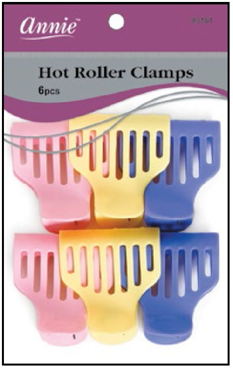 Hot Roller Clamps #3164