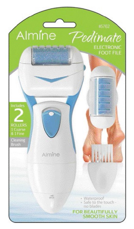 Battery Operated Washable Electric Callous Remover #5762