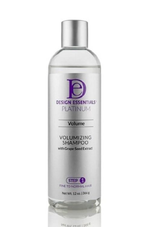 Design Essentials Platinum Volumizing Shampoo 12oz