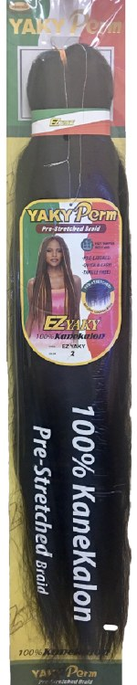 Pre-Stretched EZ Yaky Perm 54 Inch