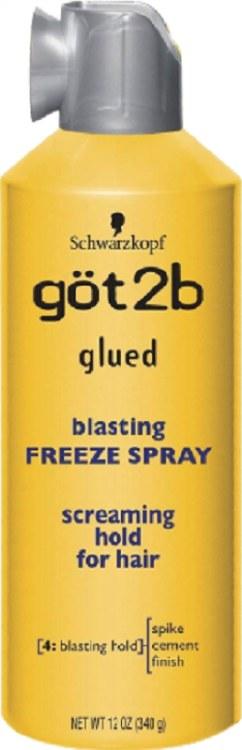 got2b Blasting Freeze Hairspray 12oz