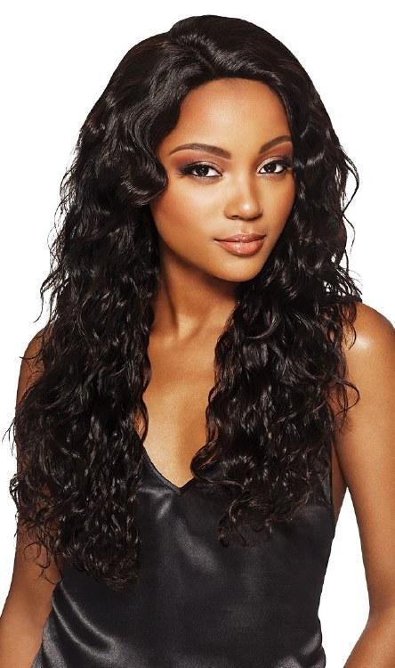 MyTresses Black Lable Lace Wig BOHO Body