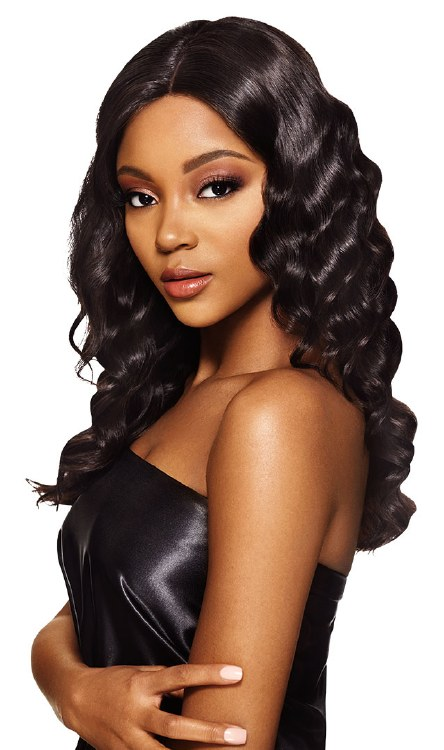 MyTresses Black Lable Lace Wig Natural Ocean Body