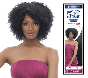 5 Star Indian Remi Wet & Wavy Jerry Curl 3pc