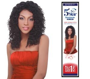 5 Star Indian Remi Wet & Wavy New Oprah 5pc