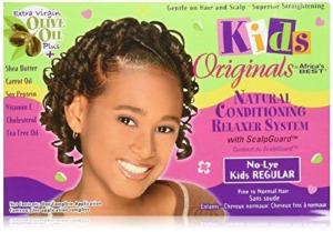 Africa's Best Kids Originals Relaxer Kit Regular