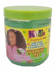 Africa's Best Kids Originals Soft Hold Olive Oil Styling Gel 15oz