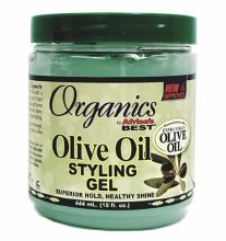 Africa's Best Originals Olive Oil Twist & Loc Gel 15oz