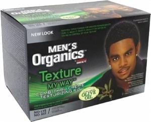 Africa's Best Men's Texture My Way Texturizing Kit