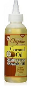 Africa's Best Ultimate Organic Therapy Coconut Oil Stimulating Growth Oil 4oz