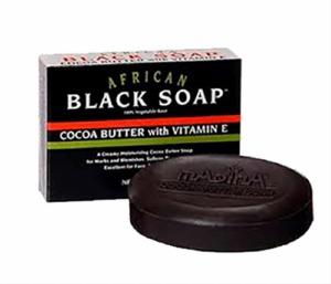 African Formula Black Soap 3.5oz
