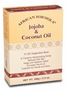 African Formula Jojoba & Coconut Oil Soap 3.5oz