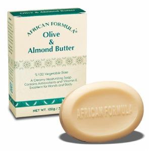 African Formula Olive & Almond Butter Soap 3.5oz