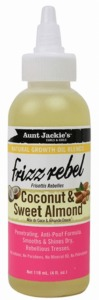 Aunt Jackie's Coconut & Sweet Almond Oil 4oz