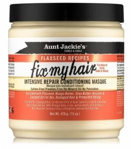 Aunt Jackie's Flaxseed Fix My Hair 15oz