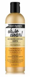 Aunt Jackie's Oh So Clean Shampoo 12oz
